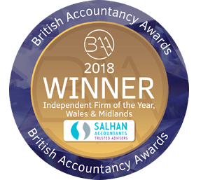 British Accountancy Awards 2018 Winner