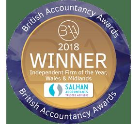British Accountancy Awards 2018 Winner
