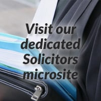 Specialist accountants for Solicitors